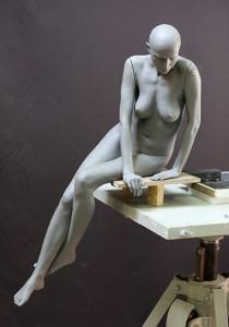 2 - fin modelage