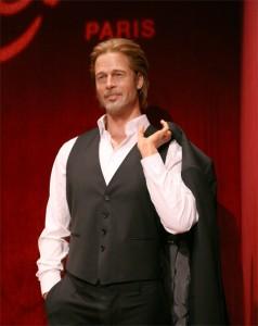 Brad Pitt Fin grevin
