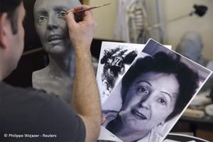 Edith Piaf Modelage +moi