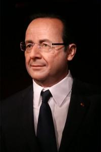 Francois hollande tête