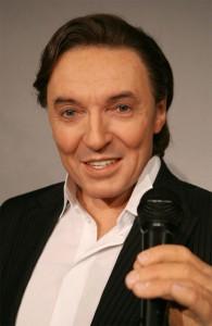Karel Gott tête