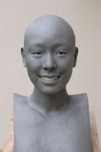 Kim Yuna modelage