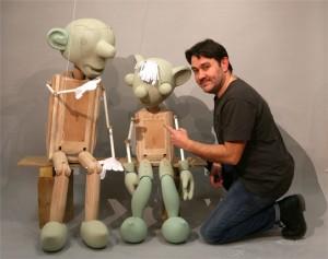 marionnete et moi